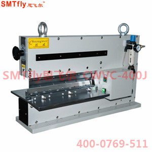 V-cut FR4 Boards Depaneling Machine V Cut Pcb Separator SMTfly-400J