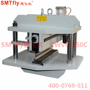 Motorized V-Cut PCB Depaneling Machines SMTfly-450C