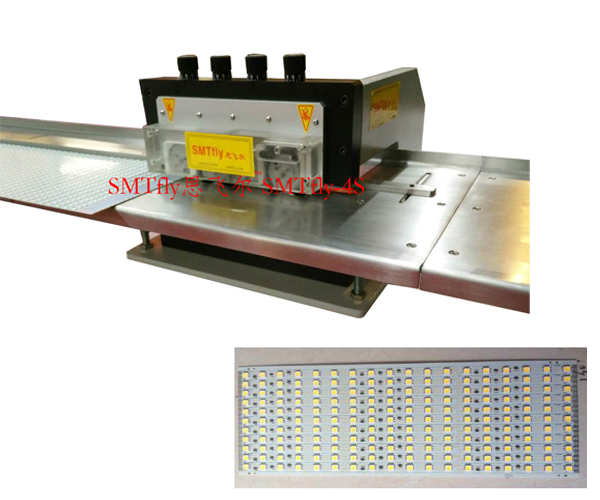 Power pcb depaneling,SMTfly-4S