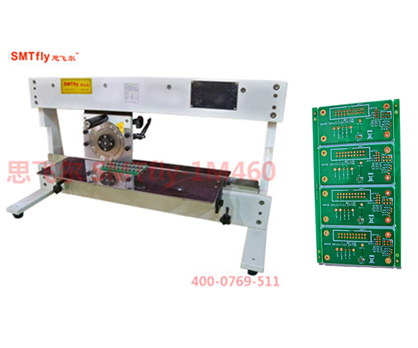 PCB Depaneling Machines for V-Cut Scored Boards SMTfly-1M