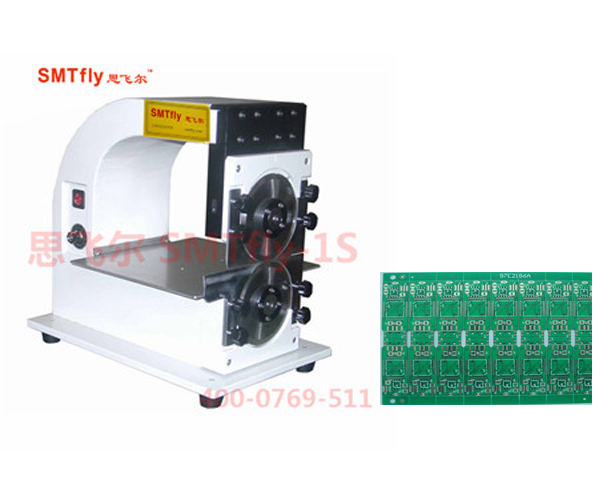 Connector pcb depaneling,SMTfly-1S