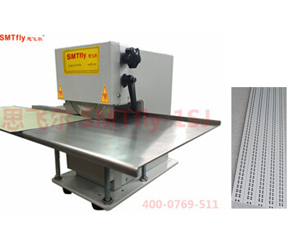 High Speed V-Cut Pcb Depaneling Machine SMTfly-1SJ
