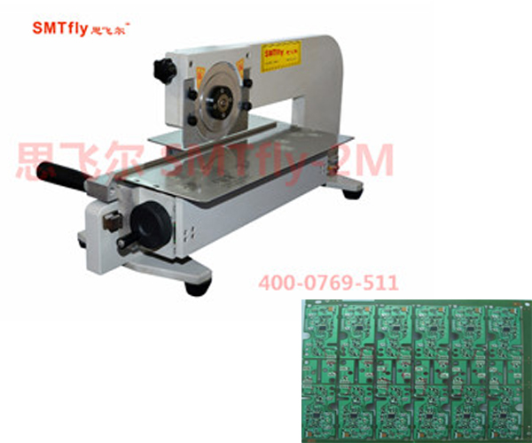PCB Depaneling Machine V-CUT PCB Separator Supplier SMTfly-2M