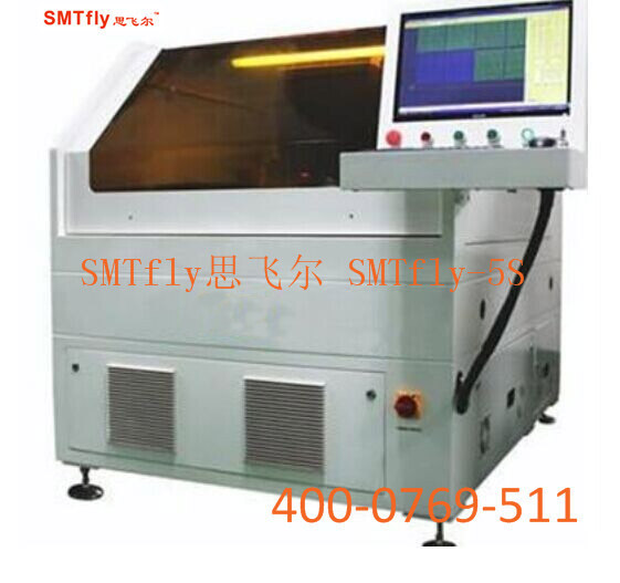 Laser PCB Cutting Machine, SMTfly-5S
