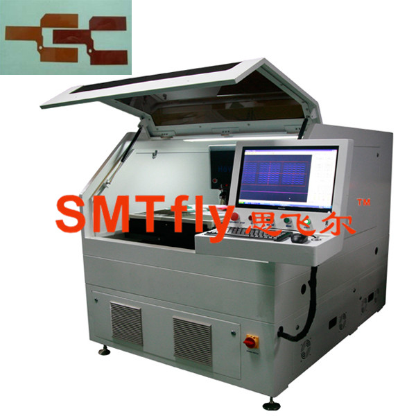 Laser PCB Depaneling Machine with 10W Laser Imported from USA,SMTfly-5S