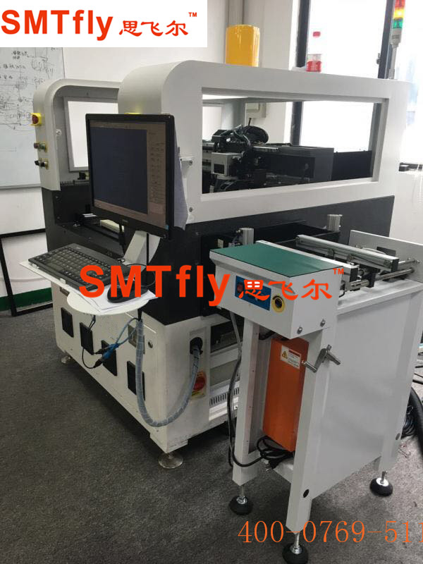 Inline Laser PCB Depaneling Machine