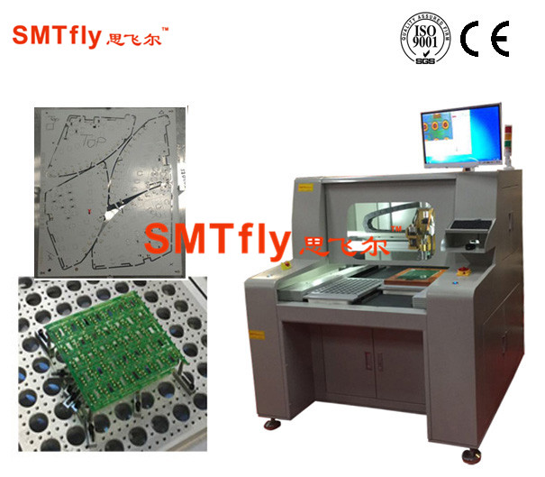 PCB Routing Equipment for LED Lighting Industry